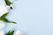 白皮护肤产品图片