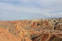 沙漠戈壁地貌
