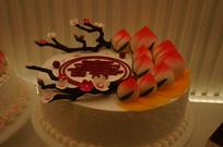 祝寿生日蛋糕