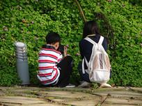 青少年节假日亲近大自然