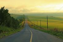 呼伦贝尔乡村公路