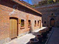 农家小院老房子图片