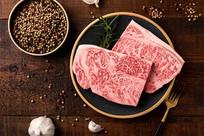日本雪花和牛肉