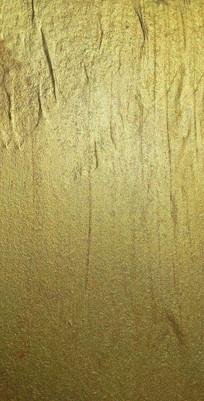 带褶皱的金色背景