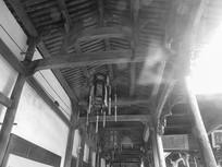 古建筑木屋