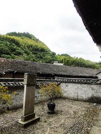 古建筑石碑