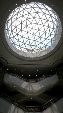 上海博物馆穹顶