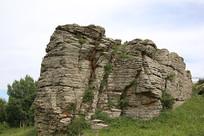 克什克腾石林景观