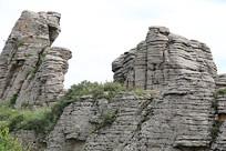 克什克腾石林景观奇观