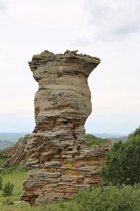 内蒙古石林奇观