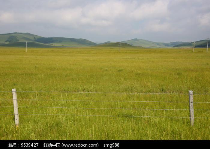无边的草原牧场图片