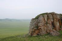 乌兰布统草原石林