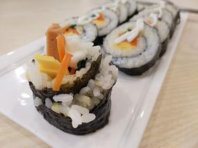 可口的寿司