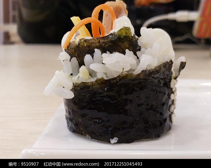 美味的寿司图片