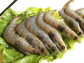 鲜美基围虾