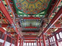 南京博物馆的装潢