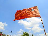 飘扬的红旗
