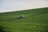 草原自驾越野