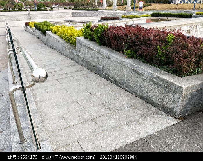 景观花池 图片