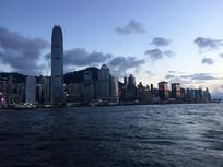 香港上环海景