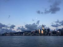 香港维港海景
