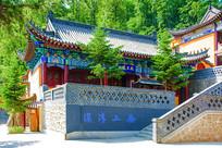 千山灵岩寺地藏王殿