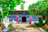 千山龙泉寺法王殿