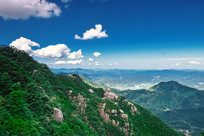 九华山风景