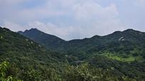 方城七峰山风景