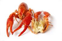 鲜美龙虾肉