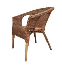 藤椅白底图片