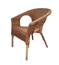 藤椅抠图图片