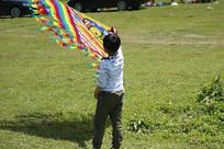 放风筝的男孩