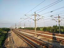 下午高铁线