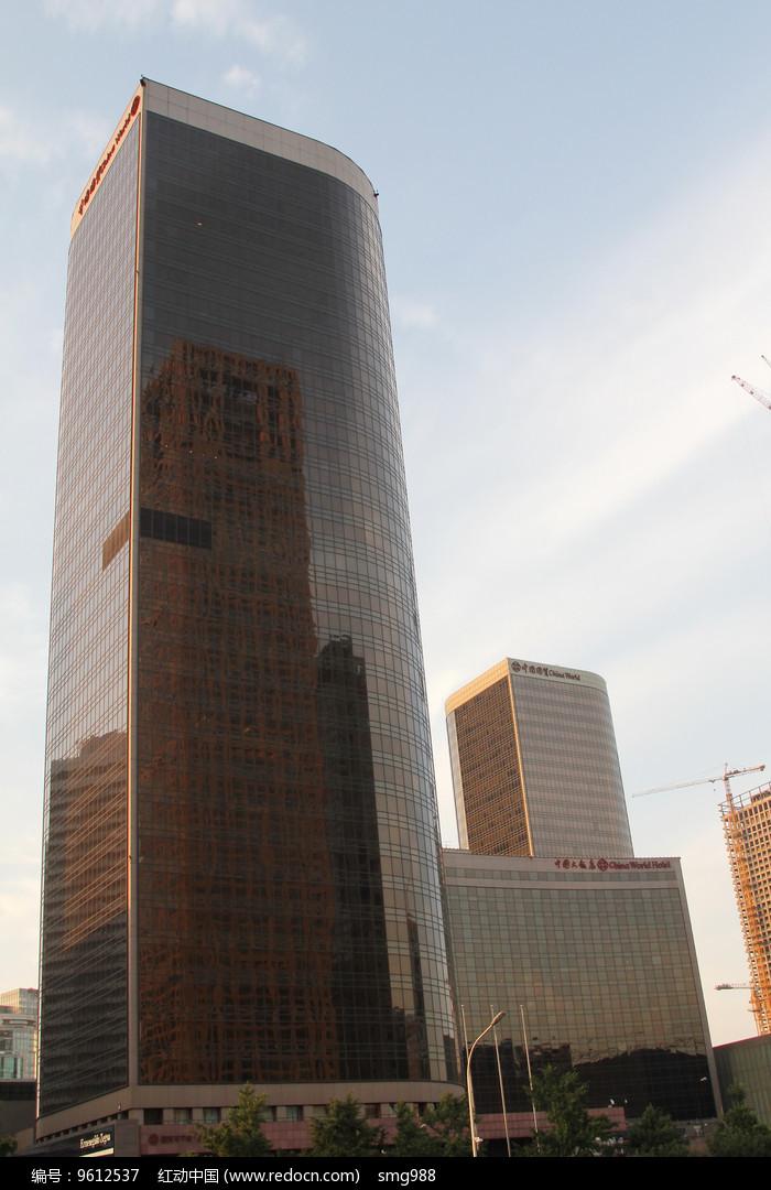 长安街国贸中国大饭店图片