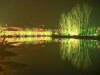 大运河河畔