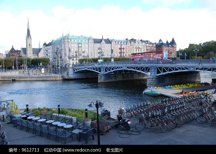 斯德哥尔摩大桥图片