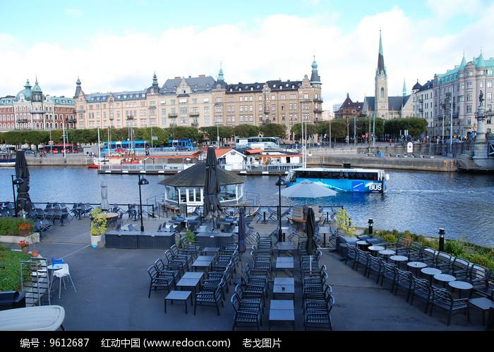 斯德哥尔摩风景图片
