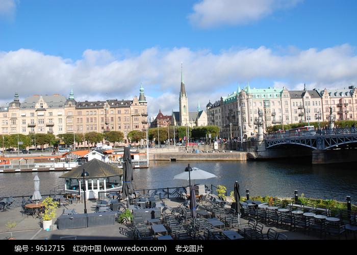 斯德哥尔摩建筑图片