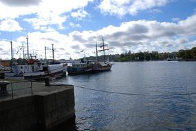 斯德哥尔摩游艇出海