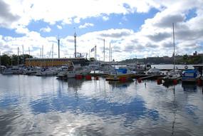 斯德哥尔摩游艇海湾
