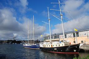 斯德哥尔摩游艇码头
