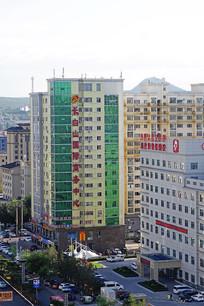长白山国际商务中心大厦