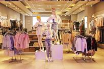 女式休闲服装店