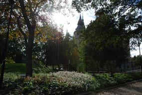 斯德哥尔摩郊外城堡