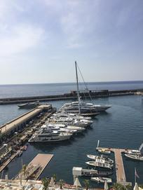 海港游船码头