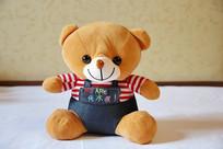 毛绒玩具小熊