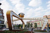 大罗塘首饰集聚区街景