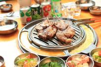 韩式烤羊排