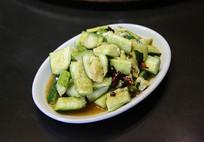 农家菜凉拌黄瓜